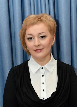 Елена Леонидовна Черкашина